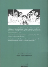 Verso de Falloujah