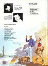 Verso de Bernard Prince -1d1985- Le général Satan