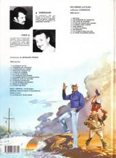 Verso de Bernard Prince -2d1984- Tonnerre sur Coronado