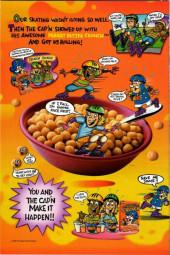 Verso de Marvel Team-Up Vol.2 (Marvel Comics - 1997) -1- Issue # 1