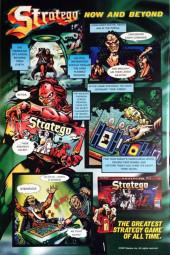 Verso de Marvel Team-Up Vol.2 (Marvel Comics - 1997) -4- Issue # 4