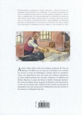 Verso de Le vieux Docteur - A.T. Still, pionnier de l'ostéopathie