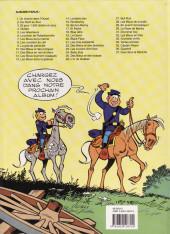 Verso de Les tuniques Bleues -13b1995- Les bleus dans la gadoue