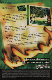 Verso de Green lantern (1990) -85- Retribution, Part 3