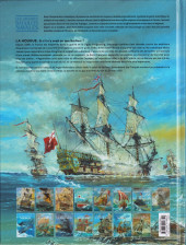 Verso de Les grandes batailles navales -14- La Hougue
