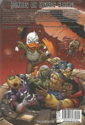 Verso de Marvel Zombies Vol.5 (Marvel Comics - 2010) -INT05- Marvel Zombies 5