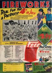 Verso de Superman (1939) -5- Issue #5