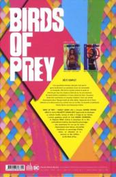 Verso de Birds of prey - Harley Quinn