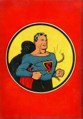 Verso de Superman (1939) -1- Issue #1