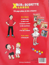 Verso de Bob et Bobette (X-LARGE) - X-Large 2007