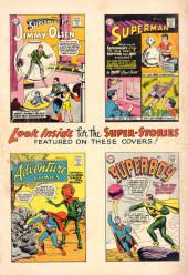 Verso de Superman (1939) -AN05- The Superman Family on Krypton!