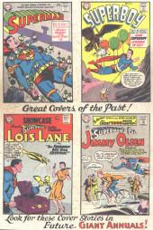 Verso de Superman (1939) -AN08- Untold Stories and Secret Origins!