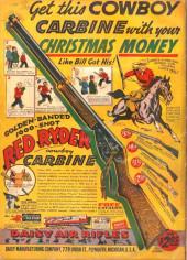 Verso de Superman (1939) -9- Issue #9