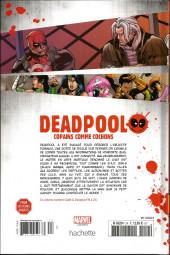 Verso de Deadpool - La collection qui tue (Hachette) -2422- Copains comme cochon