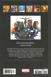 Verso de Marvel Comics - La collection (Hachette) -152121- Les Ultimates: Omniversel