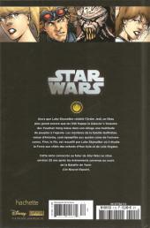 Verso de Star Wars - Légendes - La Collection (Hachette) -11283- Invasion - II. Rescapés