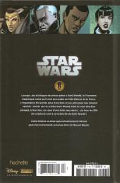 Verso de Star Wars - Légendes - La Collection (Hachette) -11398- Star Wars Legacy Saison II - IV. Un Unique Empire