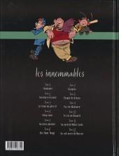 Verso de Les innommables (Série actuelle) -12- Au Sud-Ouest de Moscou