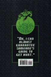 Verso de Green Lantern versus Aliens -1- Issue #1