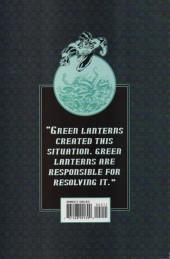 Verso de Green Lantern versus Aliens -2- Issue #2