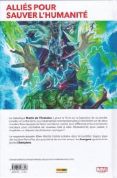 Verso de Avengers / Champions - Mondes en collision