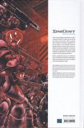Verso de Starcraft - Scavengers