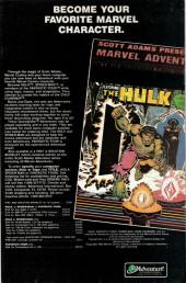 Verso de New Mutants (The) (1983) -39- The New Hellions