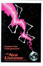Verso de New Mutants (The) (1983) -43- Getting Even