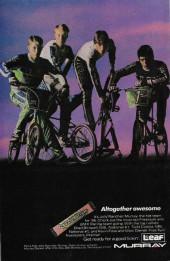 Verso de New Mutants (The) (1983) -44- Runaway!