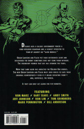 Verso de Green Lantern Flash Faster Friends (1997) -1- Green Lantern/Flash: Faster Friends, Part 1