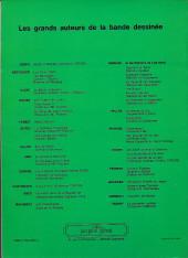 Verso de Submerman (Pichard/Lob) -2- Les peuples de la mer