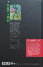 Verso de DC Confidential (Urban comics) -2- Green Lantern : Crépuscule