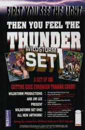 Verso de StormWatch (1993) -9- #9