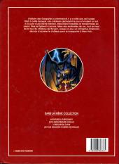 Verso de Walt Disney (Dargaud) - Gargoyles, les Anges de la nuit