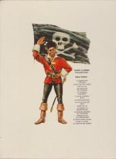 Verso de Barbe-Rouge -10b1974- Mort ou vif