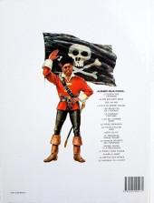 Verso de Barbe-Rouge -11c1981- Le trésor de Barbe-Rouge
