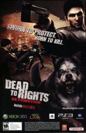 Verso de Marvel Zombies Vol.5 (Marvel Comics - 2010) -2- Issue # 2