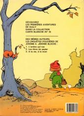 Verso de Gully -2- Le pays des menteurs