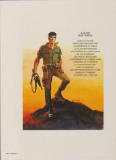 Verso de Bob Morane 2 (Dargaud) -12a1981- Les fils du dragon
