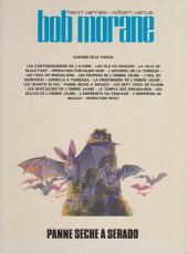 Verso de Bob Morane 3 (Lombard) -21a1980- Panne sèche à Serado