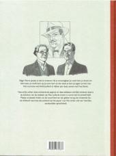 Verso de Blake en Mortimer (Diverse) - Juillard 317 tekeningen