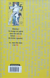 Verso de Death Note -5a- tome 5