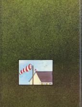 Verso de Les bidochon -4a1985- Maison, sucrée maison