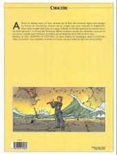 Verso de Les eaux de Mortelune -INT1a1996- L'Intégrale