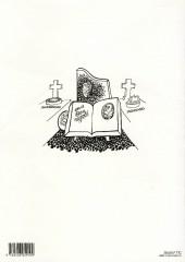 Verso de Adieu tonton - Adieu Tonton - Regrets éternels