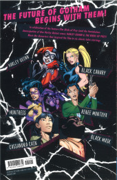 Verso de Harley Quinn and the Birds of Prey (2019)