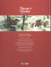 Verso de Tracnar & Faribol - Tracnar & Faribol - Vagabondage en contrées légendaires