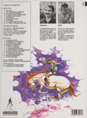 Verso de Comanche -3e1994- Les loups du Wyoming