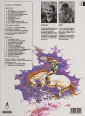 Verso de Comanche -6d1994- Furie rebelle