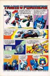 Verso de Death's Head (Marvel UK - 1988) -2- Issue # 2